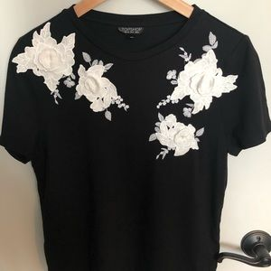 Floral Topshop T-shirt